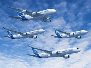 Airbus reports record orders and deliveries