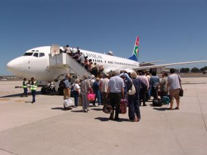 Unions support South African Airways pilot strike amidst allegations of gross misconduct