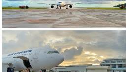 Seychelles welcomes back Air France 12