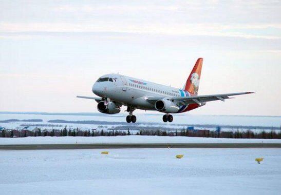 Another Russian ill-fated SSJ100 passenger jet makes emergency landing 1