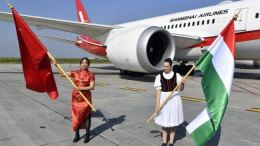 Budapest Airport: Shanghai Airlines rapid expansion boosts China connection 49