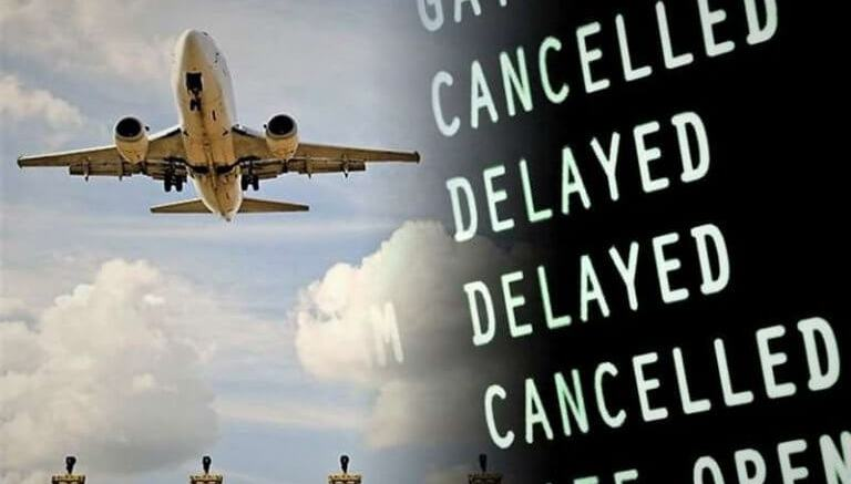 Hundreds of flights cancelled, thousands stranded by Italy and Finland air strikes 1