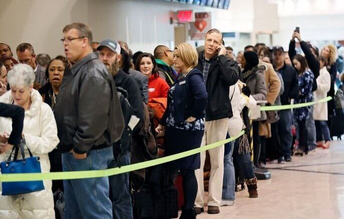 Delta expects 2% increase in passengers from last year's Thanksgiving week 1