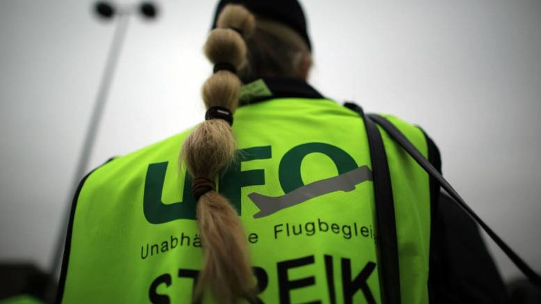 Lufthansa offers Ufo to go into arbitration at Eurowings, Germanwings and CityLine 1