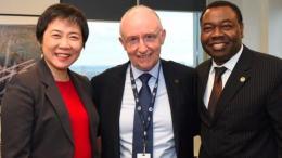 International Civil Aviation Organization Council announces new President 23