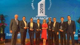 Asia Pacific aviation leaders recognized at CAPA event in Singapore 19