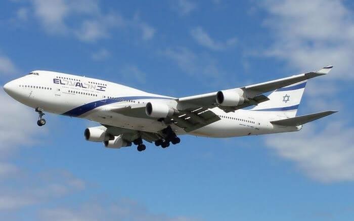 El Al Israeli airline pays tribute to retiring legendary Boeing 747s 1