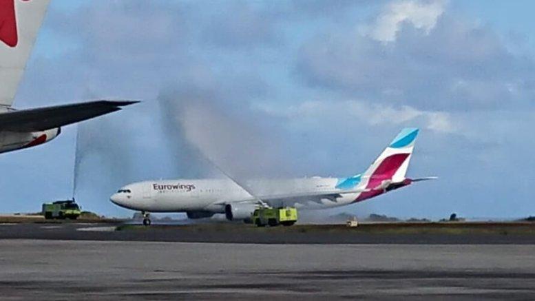 Barbados enjoys major European expansion with new Eurowings flights 1