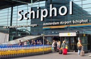 False hijacking alert triggers passenger evacuation at Amsterdam Schiphol airport