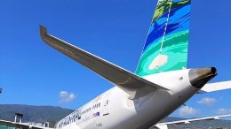Air Austral: Return of the Dreamliner in the colors of the lagoon 5