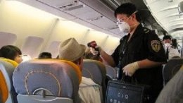 Germs on an airplane: What's the germiest? Nope, not the bathroom. 10