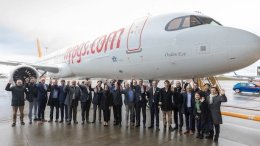 Pegasus Airlines: Airbus A321neo joins the fleet 35
