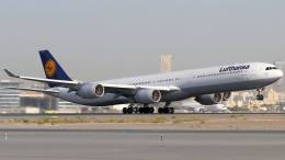 Lufthansa flying laboratory: 85 orbits around the world 25