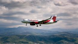 Kazakhstan's first low-cost airline announced first international route 19