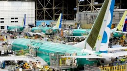 Boeing halts the production of its troubled 737 MAX plane 50