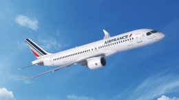 Air France–KLM Group orders 60 Airbus A220-300 aircraft 48