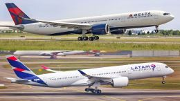 Delta Air Lines and LATAM to launch codeshare in Latin America 3