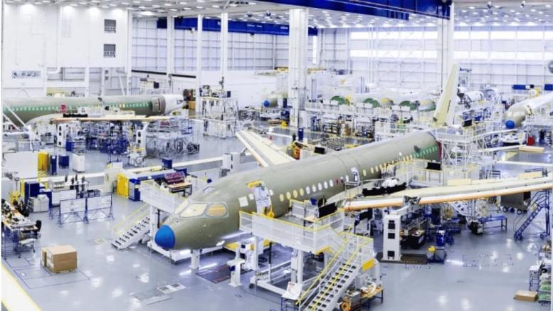 Airbus logged orders for 222 commercial aircraft in November 1