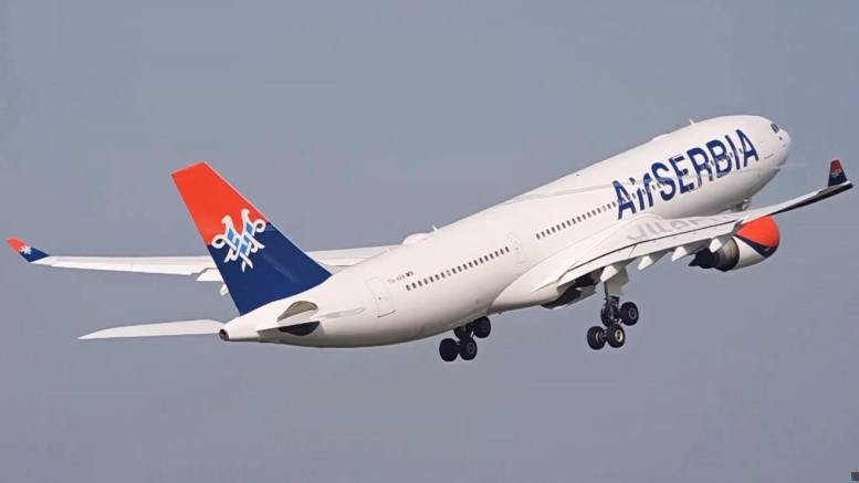 Air Serbia re-launches Istanbul-Belgrade flights 1