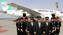 US rolls out new sanctions against Iran's Mahan Air 43