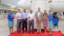 Air Seychelles: Tel Aviv nonstop flight 4