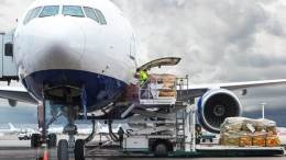 IATA: Air freight demand down 20
