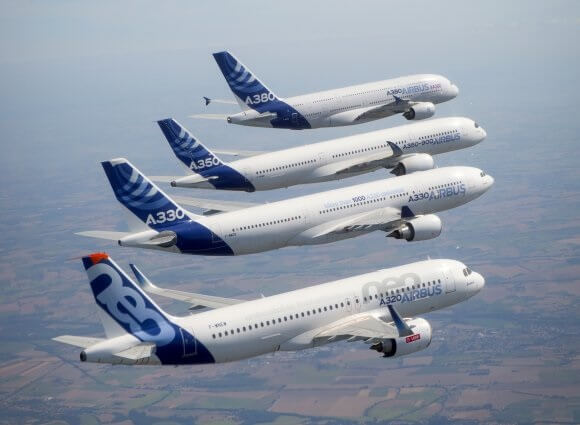 Airbus: 863 commercial aircraft delivered to 99 customers in 2019 1