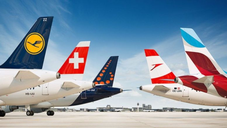 Lufthansa Group Airlines: 145 million passengers in 2019 1