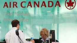 Customer service agents reach deal with Air Canada 11