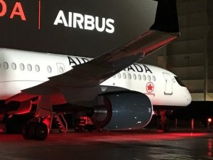 Air Canada continues fleet modernization with its first Airbus A220-300