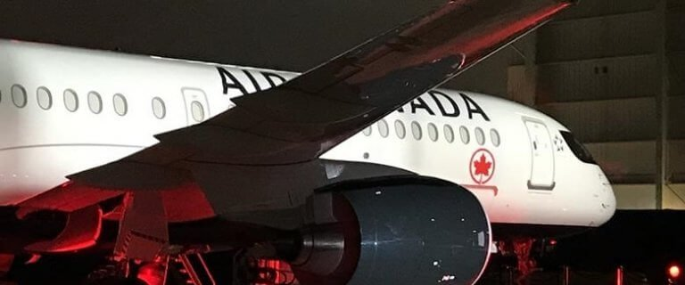 Air Canada continues fleet modernization with its first Airbus A220-300 9