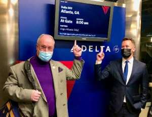 Delta Air Lines inaugurates nonstop Boise-Atlanta flight
