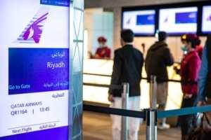 Qatar Airways resumes flights to Riyadh
