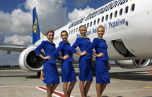 Ukraine International Airlines begins spring restart of flights 3