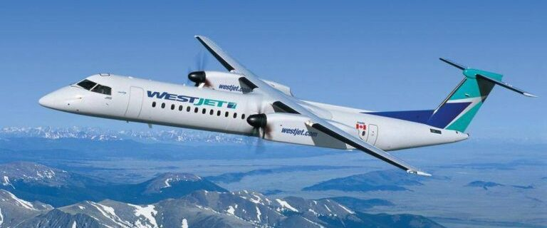 WestJet suspends service to four domestic airports 4