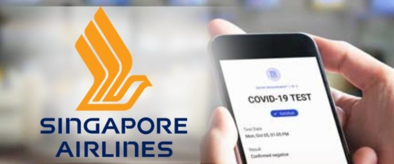 Singapore Airlines to test 'COVID-19 passport' on London flights 20