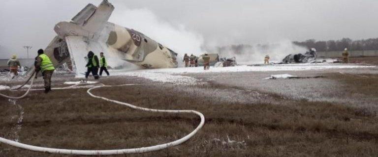 4 people killed in Kazakhstan plane crash 42