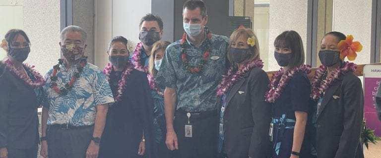 Hawaiian Airlines brings nonstop Aloha to Florida 48