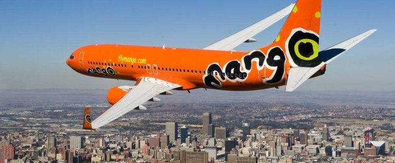 South African Mango Airlines suspends all flights 1