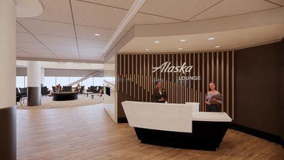 Alaska Airlines to open lounge at San Francisco International Airport 1