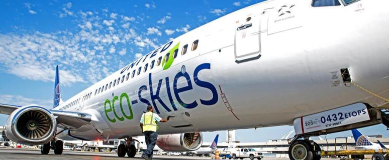 US airlines support Sustainable Skies Act 44