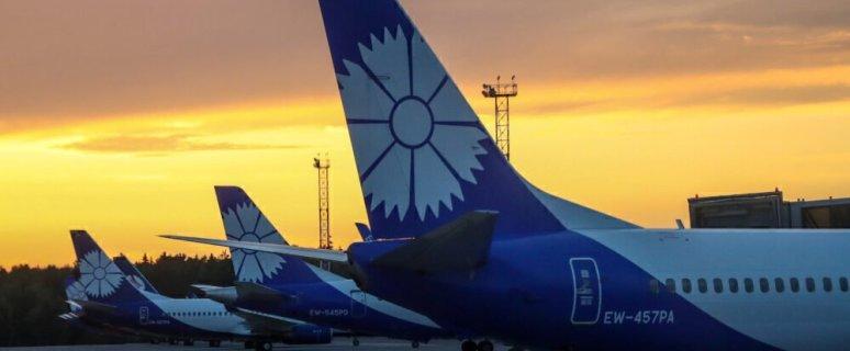 Belavia cancels Belgrade, Budapest, Chisinau and Tallinn flights due to EU and Ukraine flight ban 12