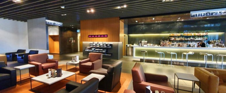 Lufthansa reopens its First Class Lounge at Frankfurt Airport 1