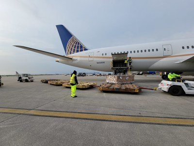 United Airlines expands India relief efforts 36