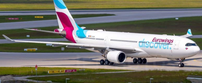 Lufthansa's Eurowings Discover granted Air Operator Certificate 21