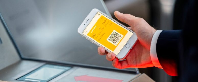 Lufthansa enables fast check-in with digital vaccination certificate 23