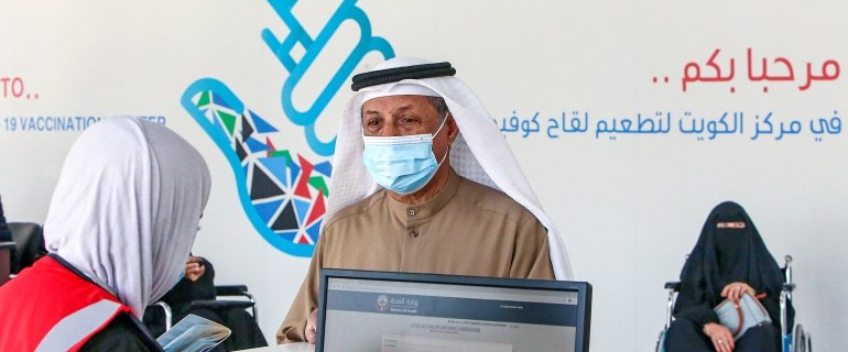 Kuwait Bans All Unvaccinated Citizens From Foreign Travel 9