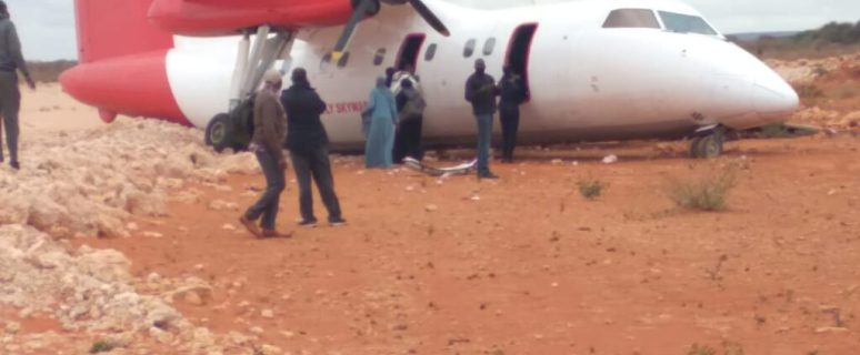 Skyward Express Passenger Plane crashed in Kenya 1