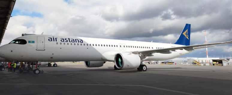 Direct flights from Nur-Sultan to London Heathrow resume on Air Astana 40