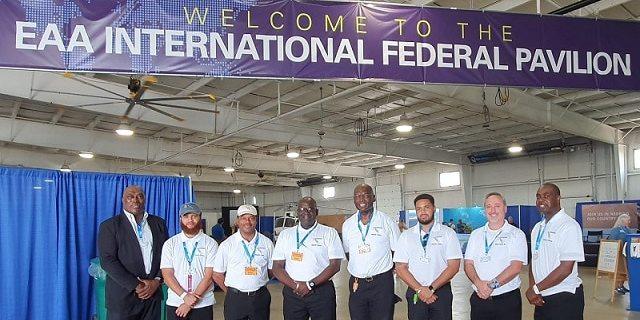 2021 Oshkosh Exceeds Expectations of EAA Organizers and Bahamas Team 7